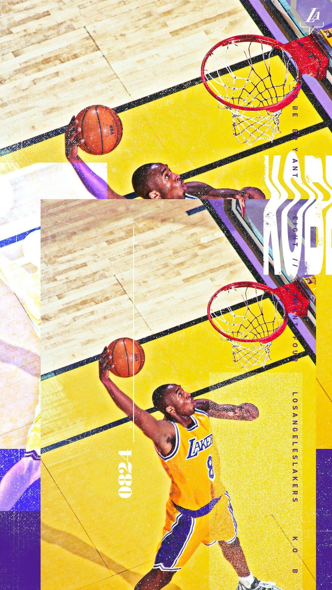 Pin By Qam Yasharahla On Kobe Lal Lakers Wallpaper Nba Basketball Art Kobe Bryant Nba