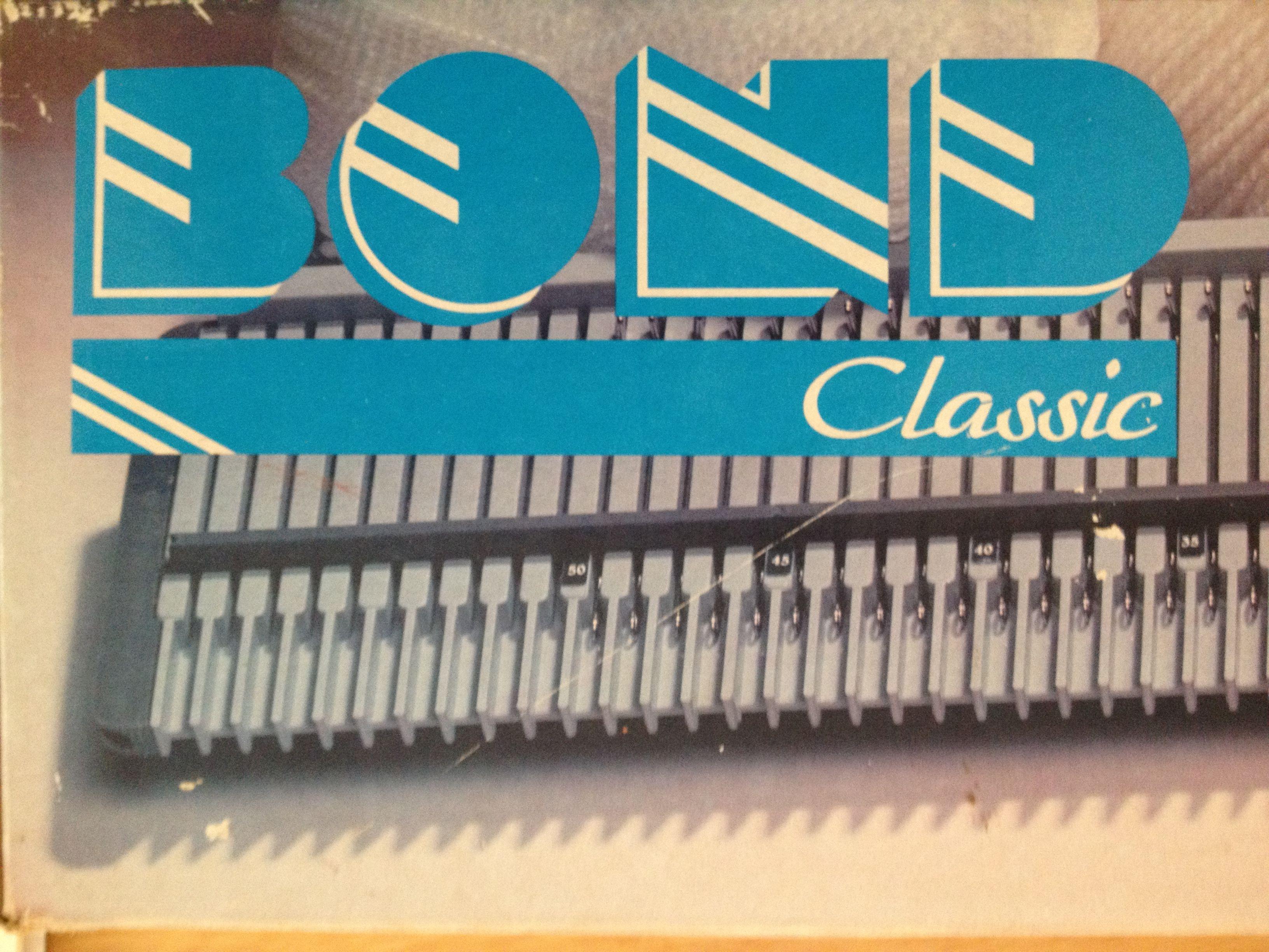 Bond classic knitting machine knitting machine pinterest bond classic knitting machine bankloansurffo Image collections