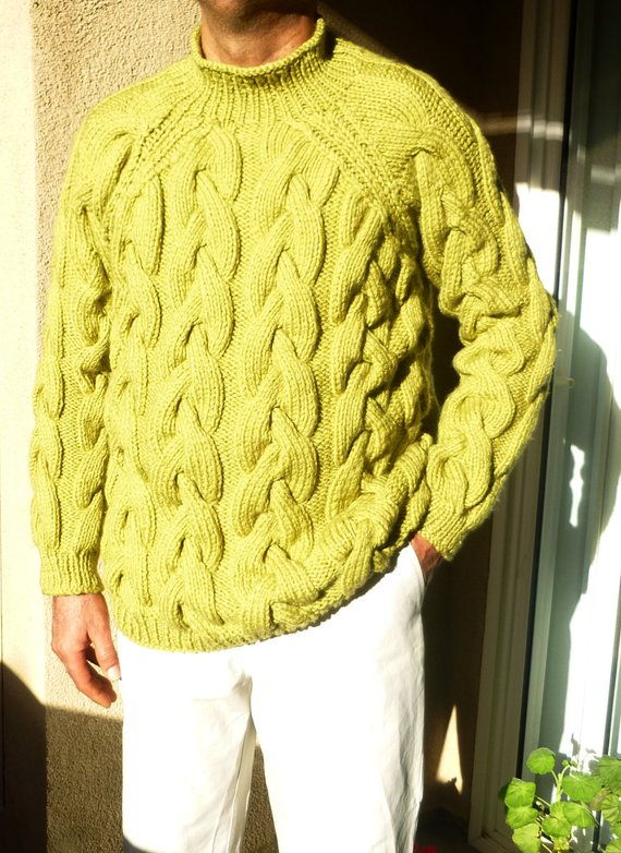 This Item Is Unavailable Etsy In 2021 Chunky Cable Knit Sweater Sweaters Knitted Sweaters