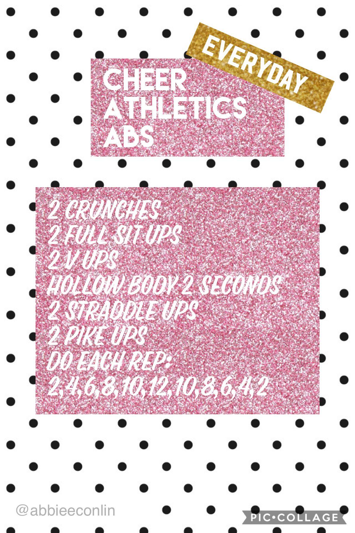 Cheer Athletics Abs Iphone Wallpaper Abbieeconlin Cheer Athletics Abs Cheer Athletics Cheer Workouts