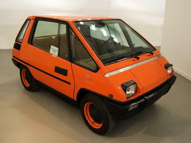 FIAT City Car Concept (Michelotti) (1976)