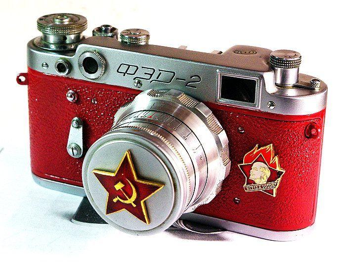 1958 Russian Model.