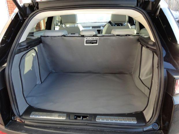 Range Rover Evoque Grey Liner Boot Liners Car Boot Range