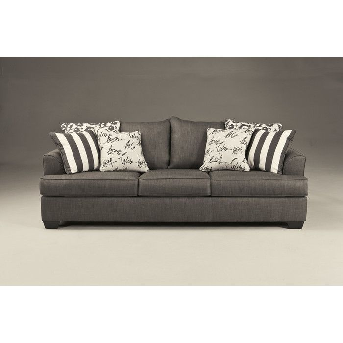 Signature Design By Ashley Hobson Sofa Reviews Wayfair