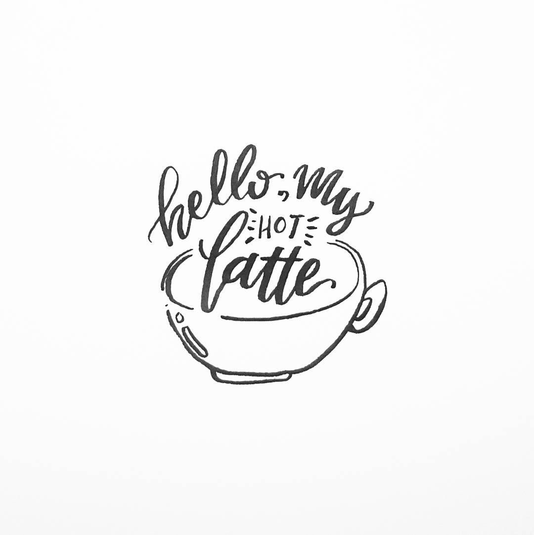 Lets have a cuppa to cheer yourself up today instaart