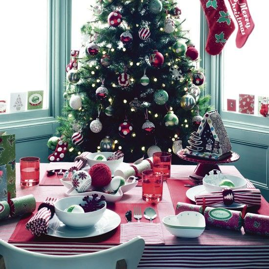Christmas Table Setting Ideas Uk.Christmas Table Setting Design Ideas Christmas Christmas