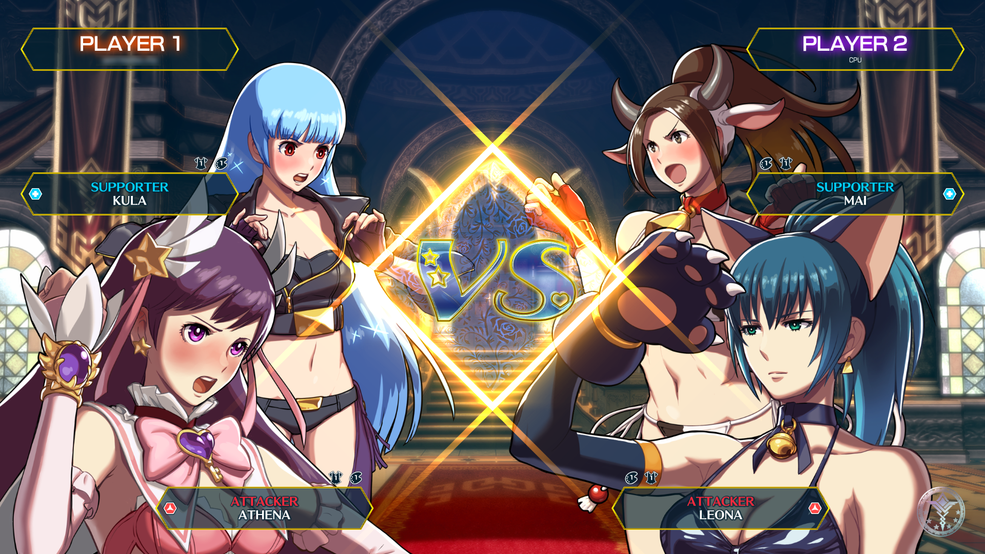 Snk Heroines Tag Team Frenzy S Story Mode Will Offer Different Dialogue Depending On Heroine Pairing Snk Heroines Tag Team Fighter Heroine King Of Fighters