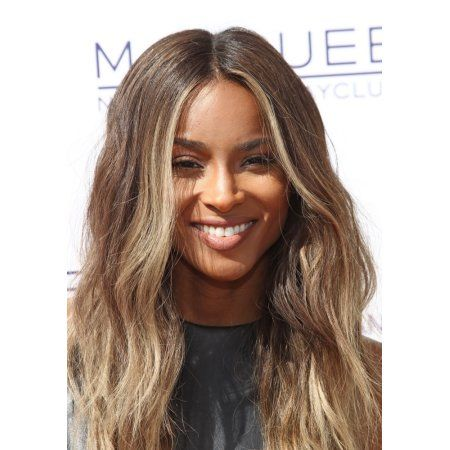 Ciara In Attendance For Marquee Dayclub Season Grand Opening Canvas Art - (16 x 20)
