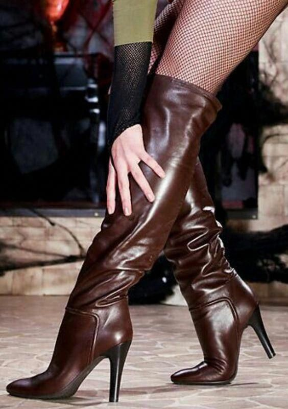 Highheelboots Boots Heeled Boots High Heels