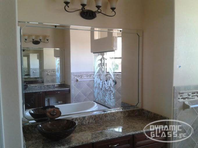 Dynamic Glass Inc Venice Florida Custom Mirrors Wall