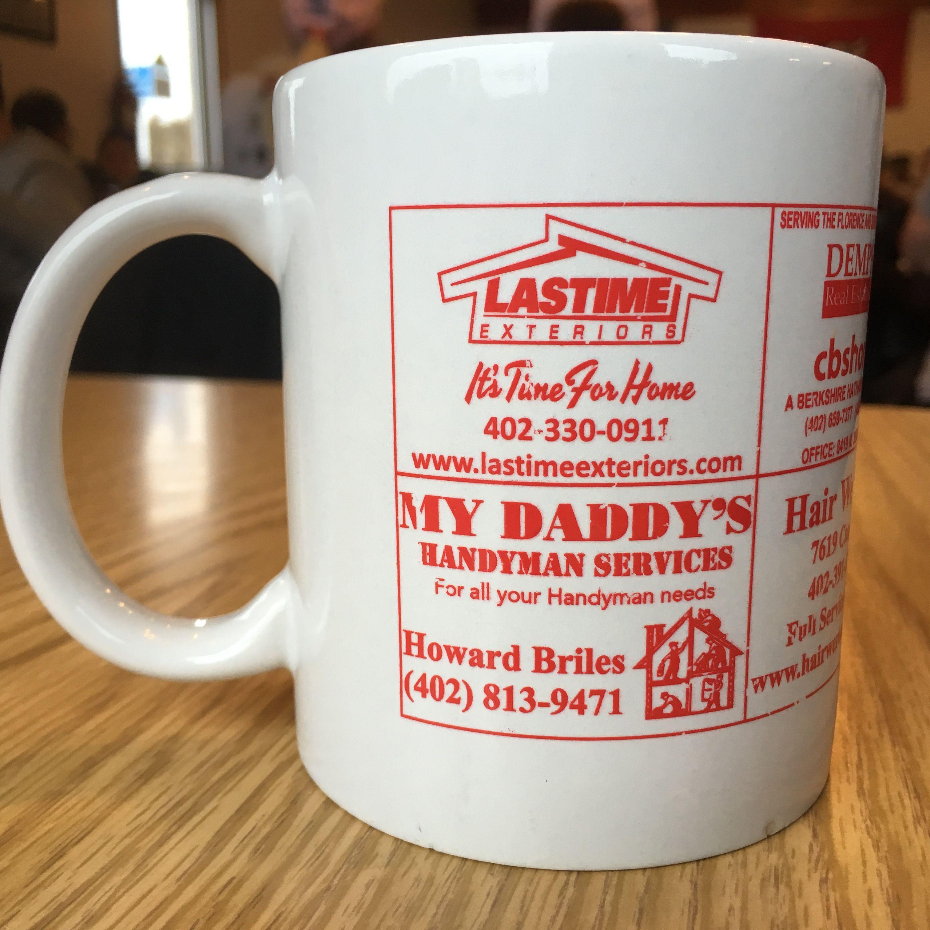 Coffee mug found at amatos 1072018 with omaha