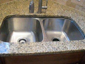 Pin De Igra Herrajes En Sink Doble Para Granito Granito