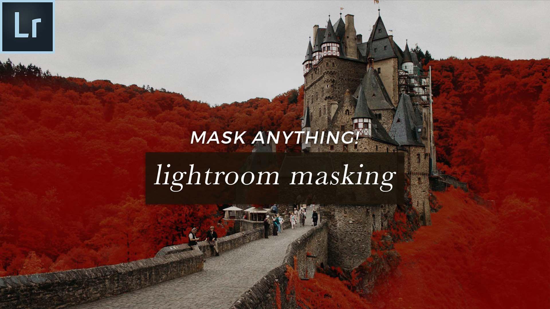 Auto mask lightroom
