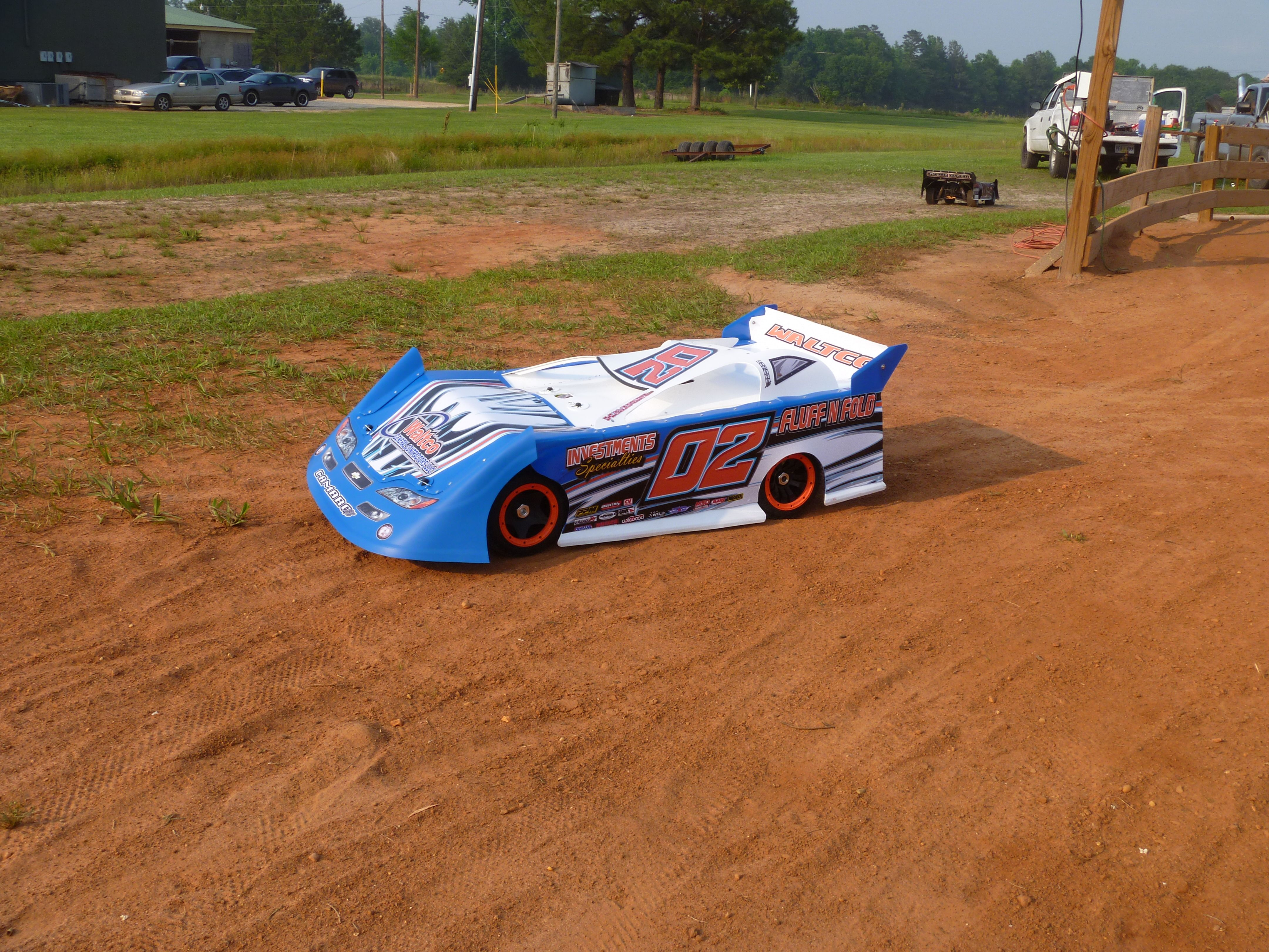 Rc Dirt Modified Race Car Rules - Thunder Valley Park