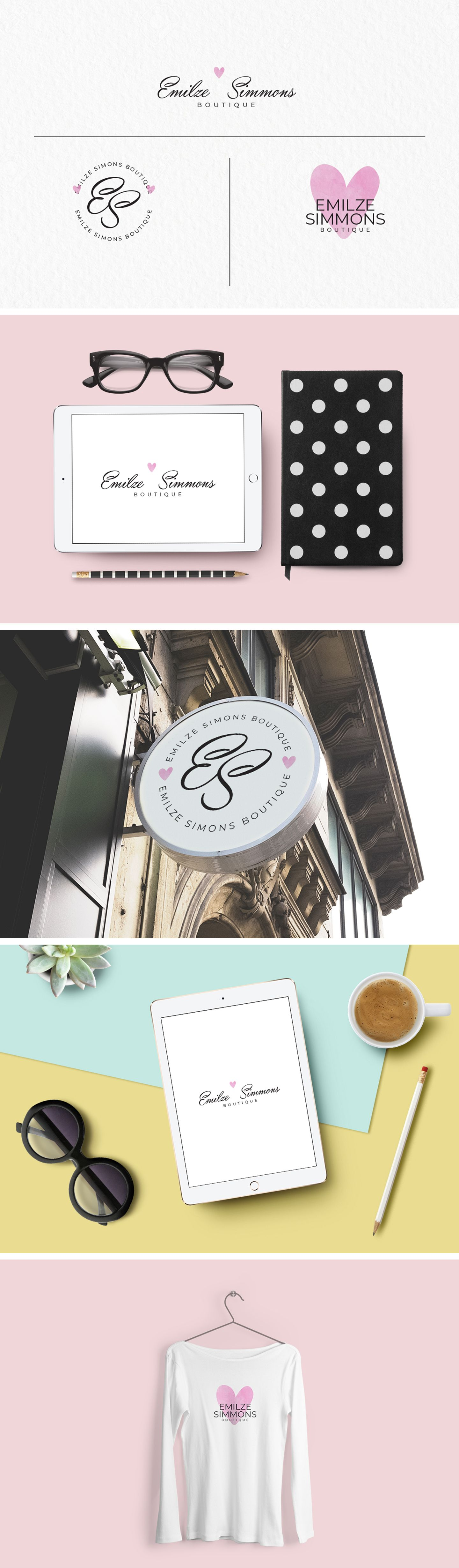 Create your business logo in no time with this DIY Logo