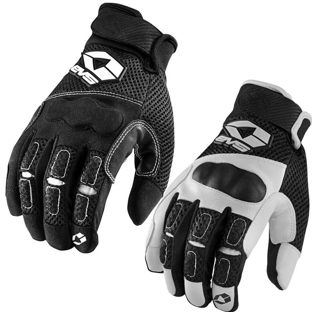 Motorcycle gloves mesh - Evs Valencia Mesh Mens Street Racing Motorcycle Gloves