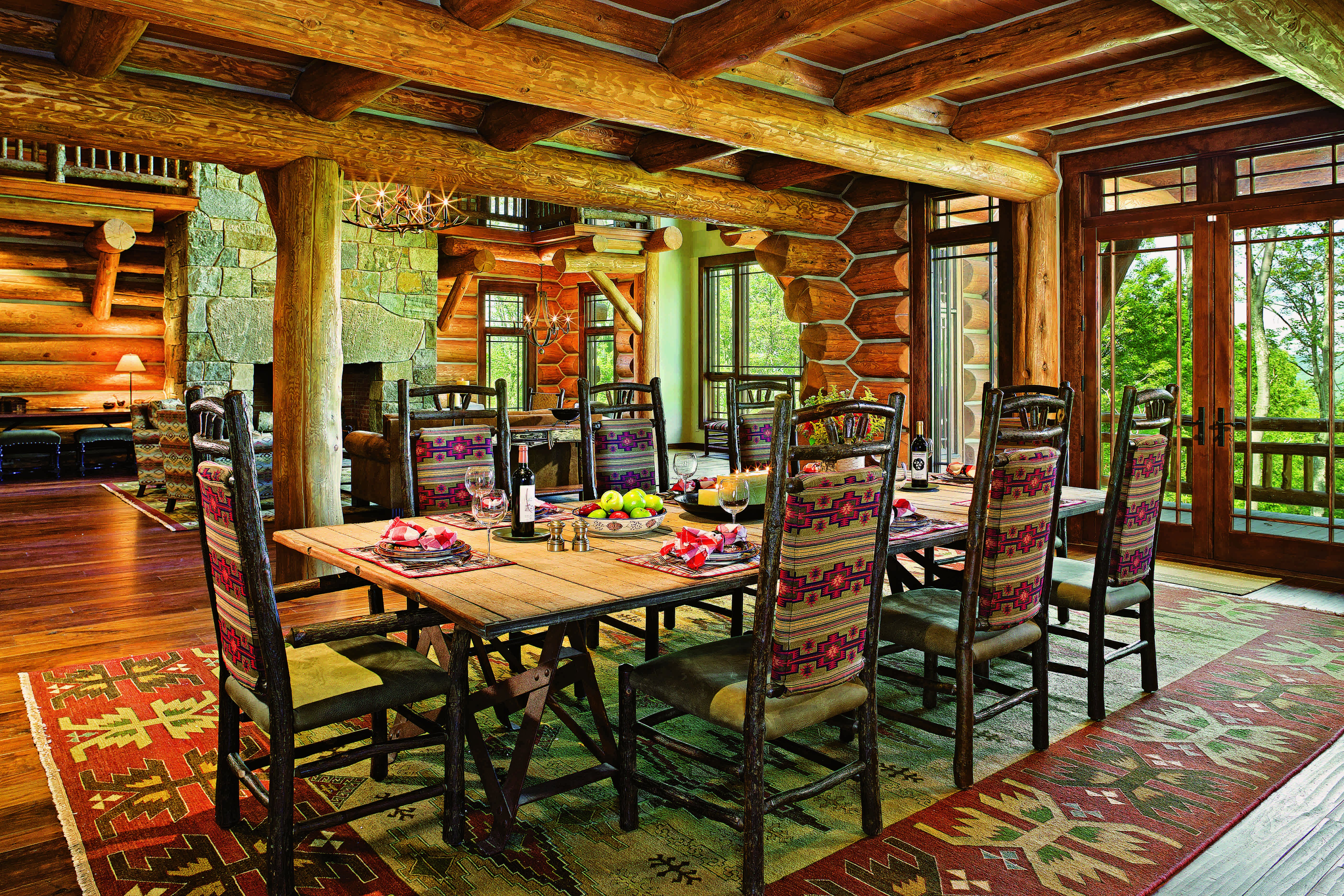 Log Home Living – Your Guide to Log Homes and Log Cabins.