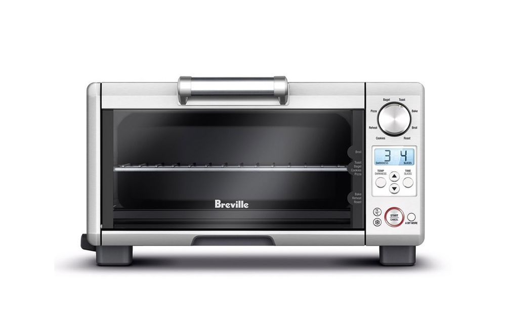 Details About Breville Bov450xl Mini Smart Oven Toaster Oven110 Volts Smart Oven Breville Toaster Oven Toaster Oven Reviews