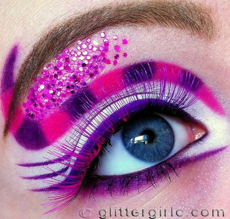 Cheshire Cat (with video tutorial)