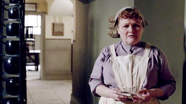 mrs patmore downton abbey season 5