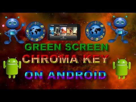android chroma key best video editing app for android