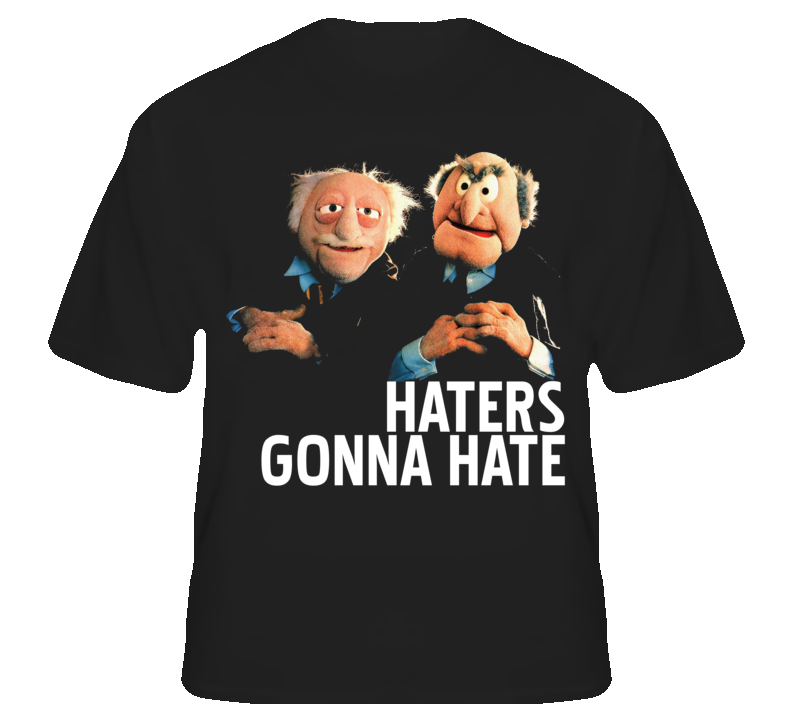 Kid Rock Haters Gonna Hate T Shirt