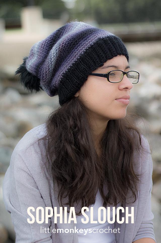 Sophia Slouch Hat | Invierno y Accesorios