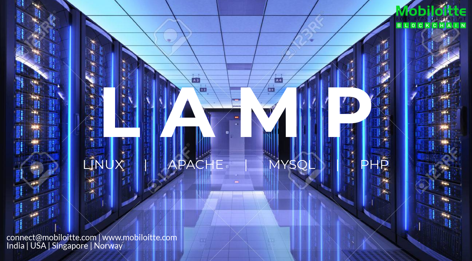 At Mobiloitte Reap The Benefits Of Linux Robust Architecture And Fast Development With Our Lamp Development Sol Development Javascript Application Development