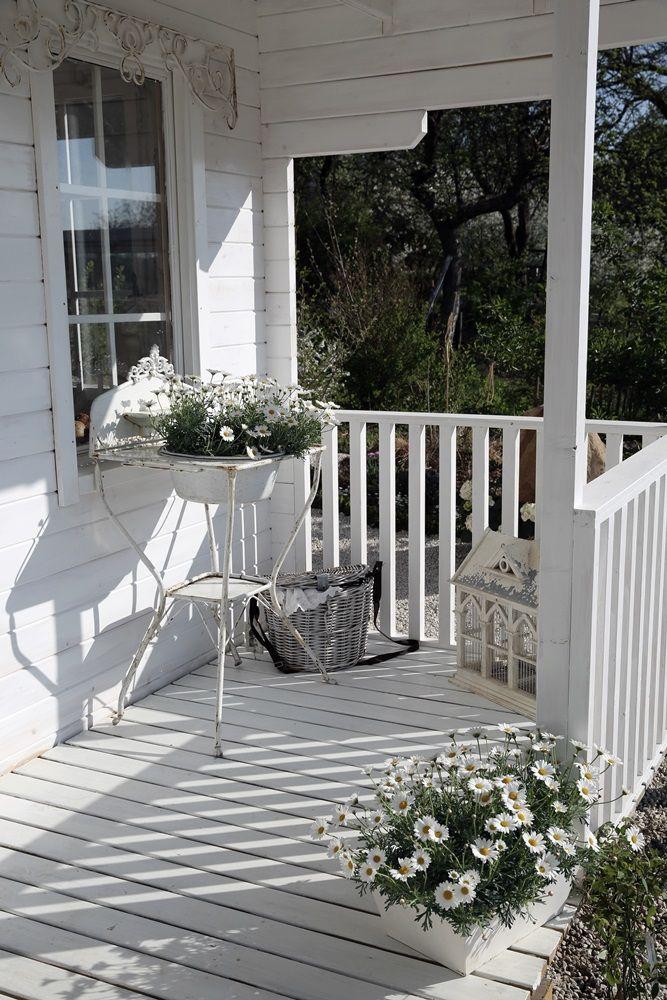 Newsletter Belindaanton Gartenhaus Mit Veranda Gartenhaus Weiss Shabby Chic Garten