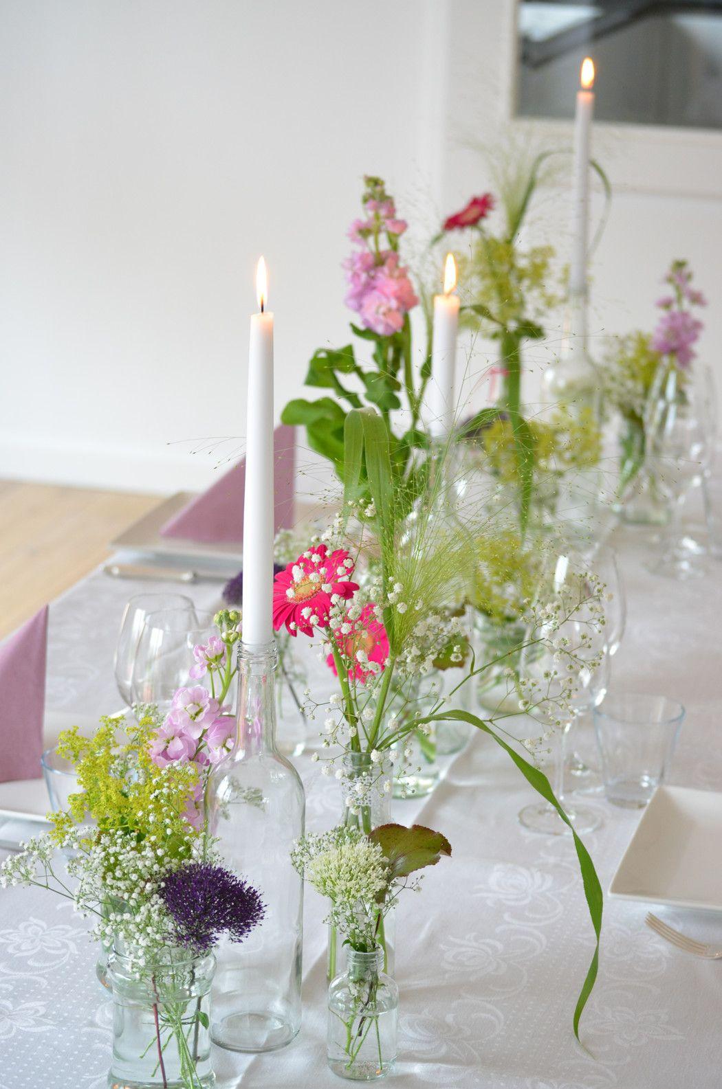 Tischdeko Für Den Abiball Selber Machen U2013 Eine Einfache Deko DIY Idee  Für Die Abschlussfeier Und