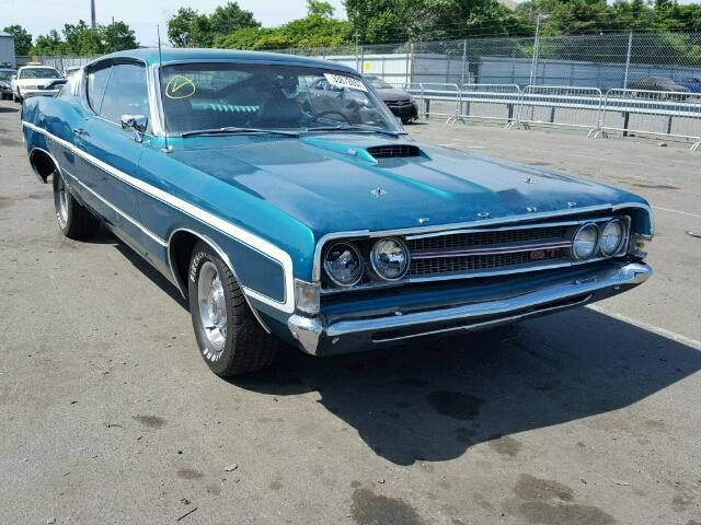 Ford Gran Torino Coupe For Sale  Bill Of Sale Title