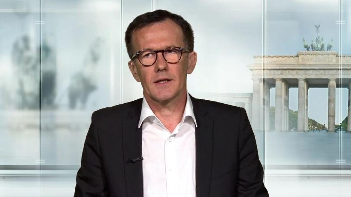 """Auslandskorrespondent Pascal Thibaut: Hollande ist """"mehr unter Druck als je zuvor"""""""