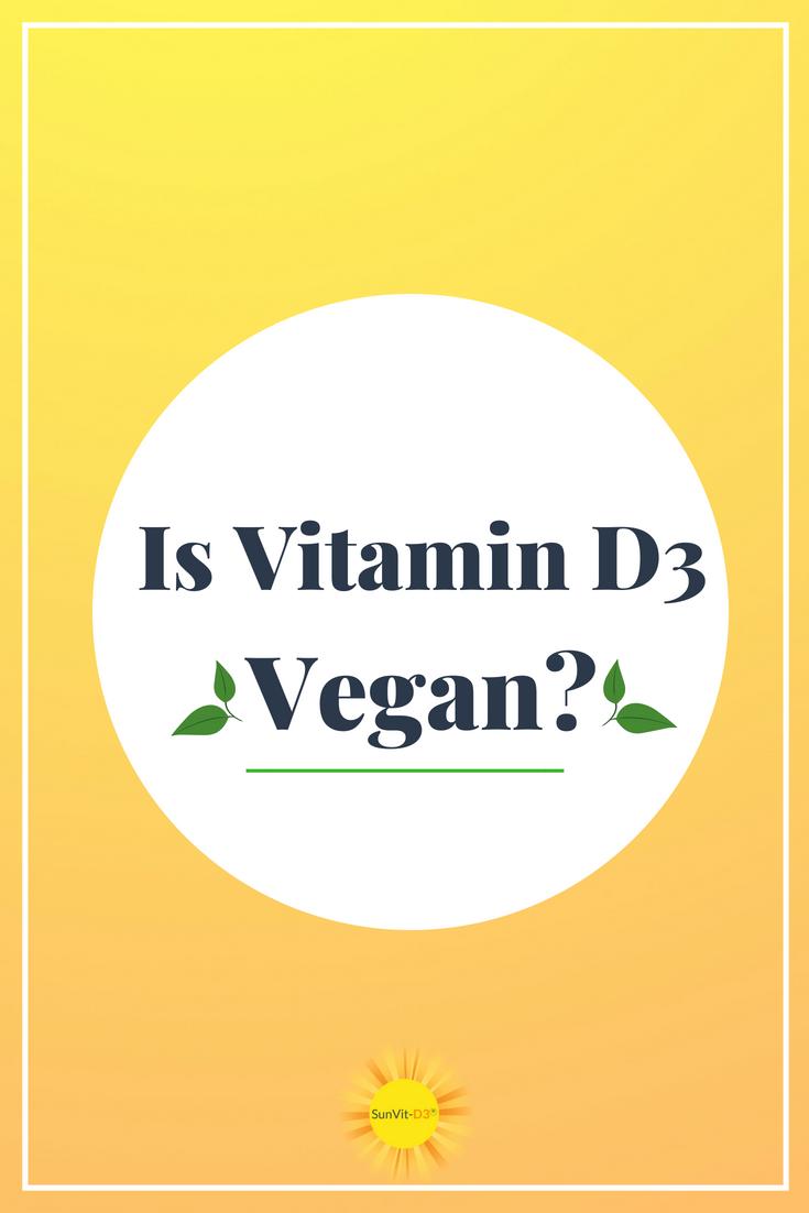 Vitamin D and Vegan Health Vegan vitamins, Vitamins, All