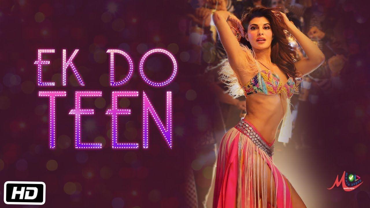 Pin On Baaghi 2 Ek Do Teen Song Jacqueline Fernandez Tiger Shroff Disha P Ahmed K Sajid Nadiadwala