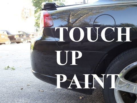 Got Some Scratches On Your Car This Is The Diy Solution With Touch Up Paint Watch It Save Some Money Muscle Cars Zone Dog Touch Up Paint Car Paint