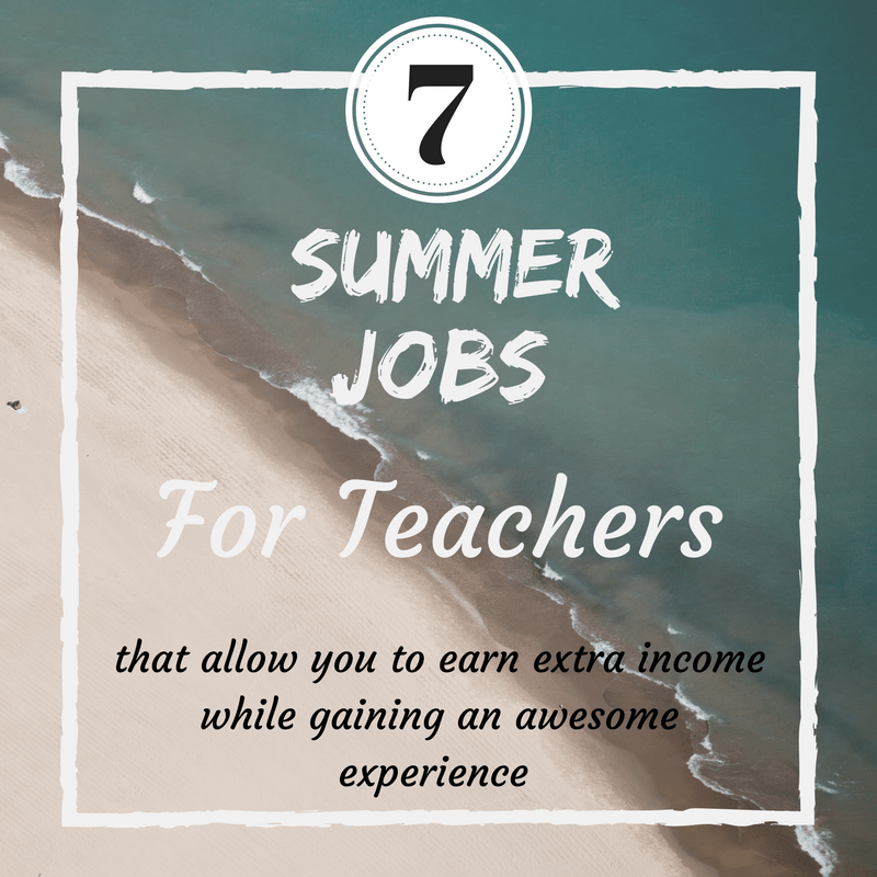 teachers summer jobs teachers summer jobs