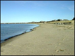 Pocomo Beach East S Nantucket Great For Kayaking And To Learn Wind Surf Just West Of The Head Harbor