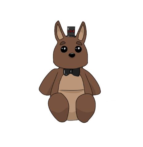 Adopt Me Kangaroo With A Tiny Top Hat Em 2020