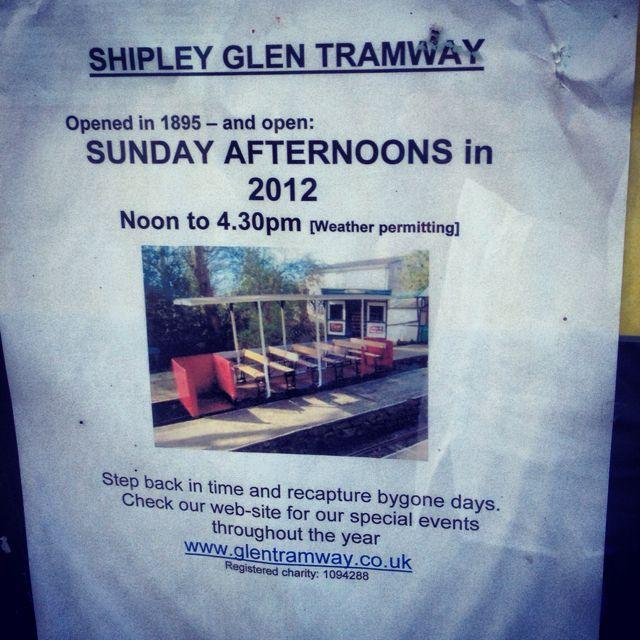Shipley Glen Tramway • Bradford • West Yorkshire