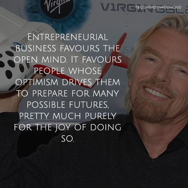 Motivational Quotes About Success: Top 10 Richard Branson Quotes About Life And Success