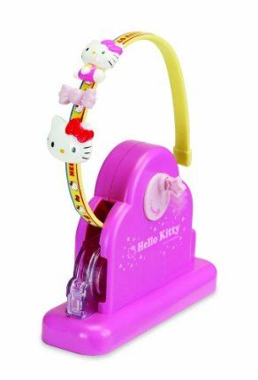 Hello Kitty Whirl N Wear Spin N Style Headband Maker By International Playthings 19 16 It S The Hello Kitty Christmas Gifts For Girls Craft Kits For Kids