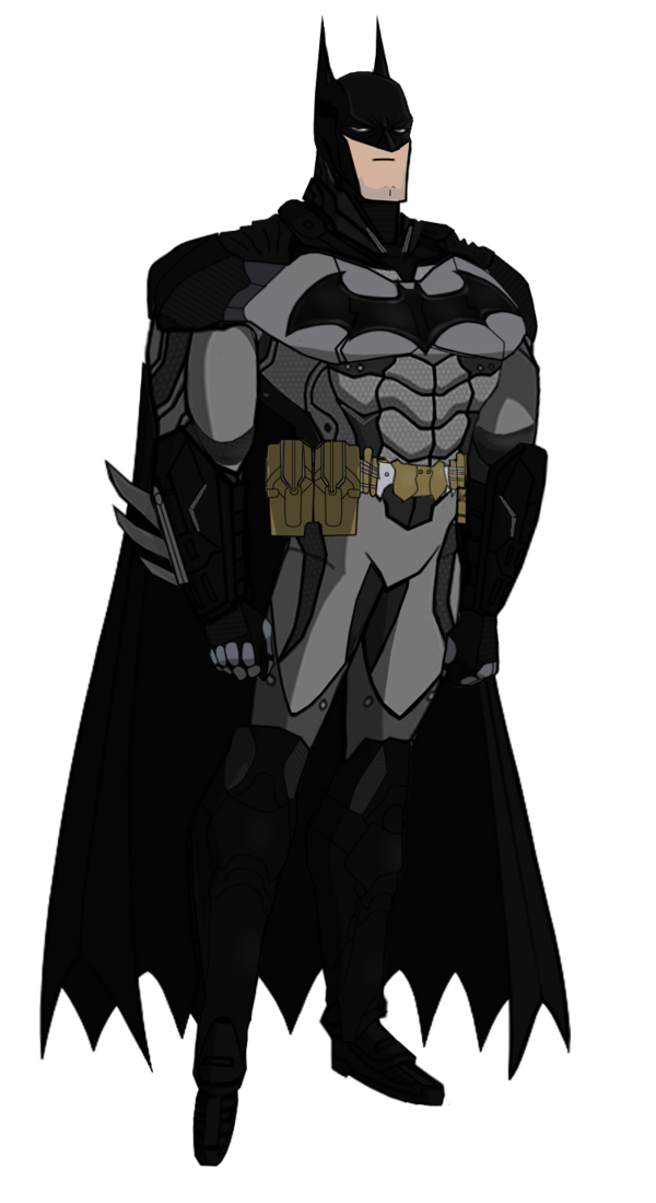 Jl Batman Arkham Knight By Alexbadass On Deviantart Batman Batman Figures Batman Artwork