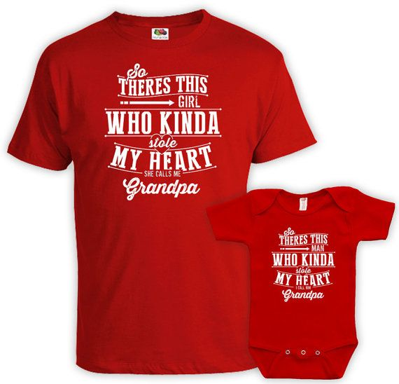 grandpa granddaughter matching set grandpa gift ideas there s this
