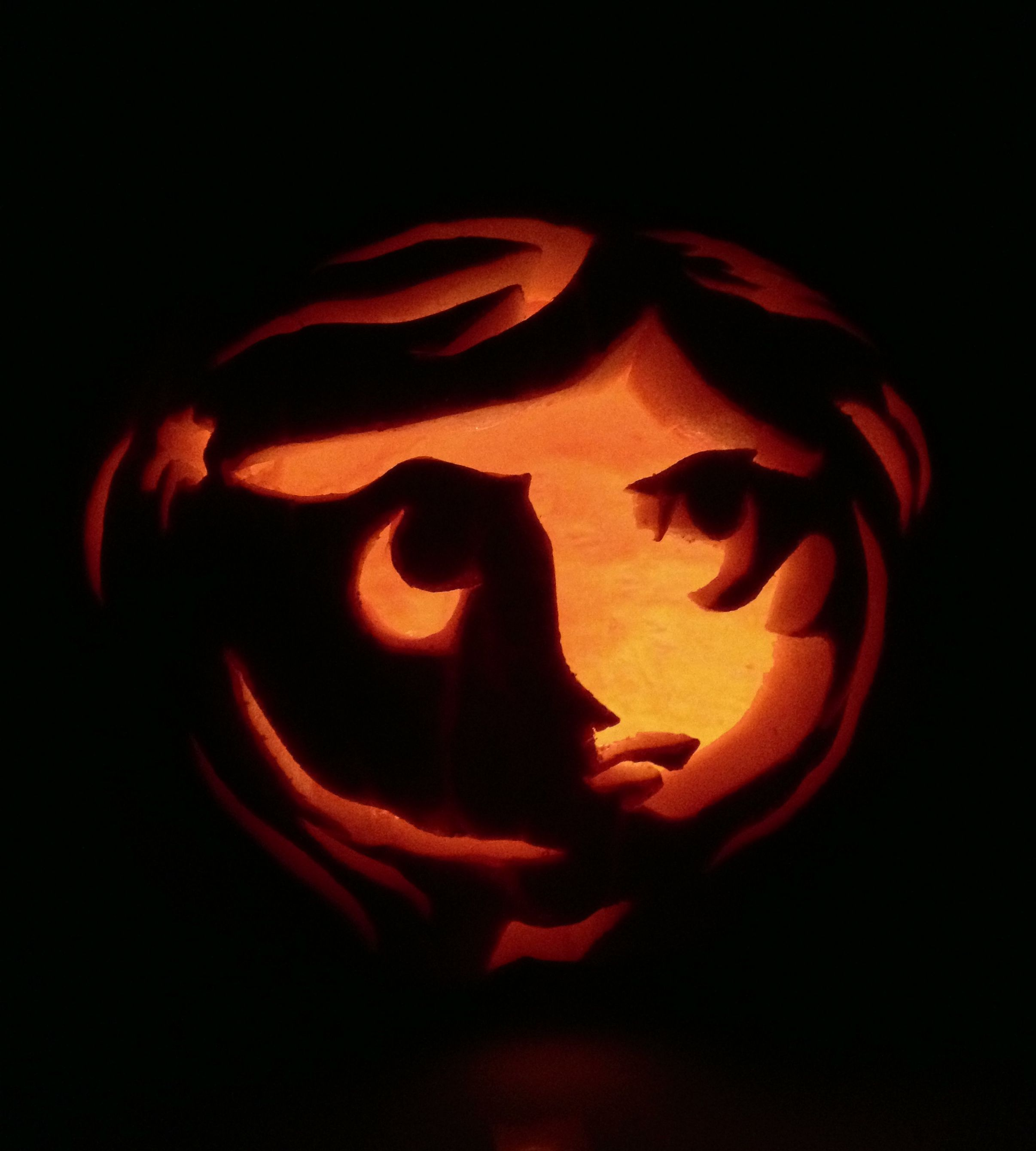 Coraline Pumpkin Pumpkin Carving Pumpkin Pumpkin Carving Patterns