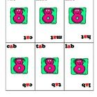 CVC Crazy Eights! Card GameWith the Crazy Eights! short vowel CVC game, students can play a card game that will help them read words with short...