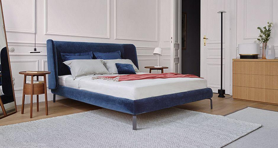 Desd mone bed by ligne roset modern beds los angeles ys - Bedroom furniture in los angeles ...