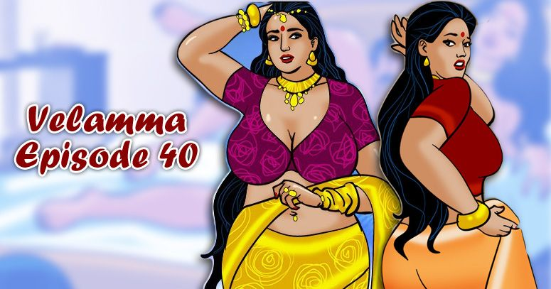 Velamma Episode 40 Chitt out of luck - 9 Pages - Bhabhi