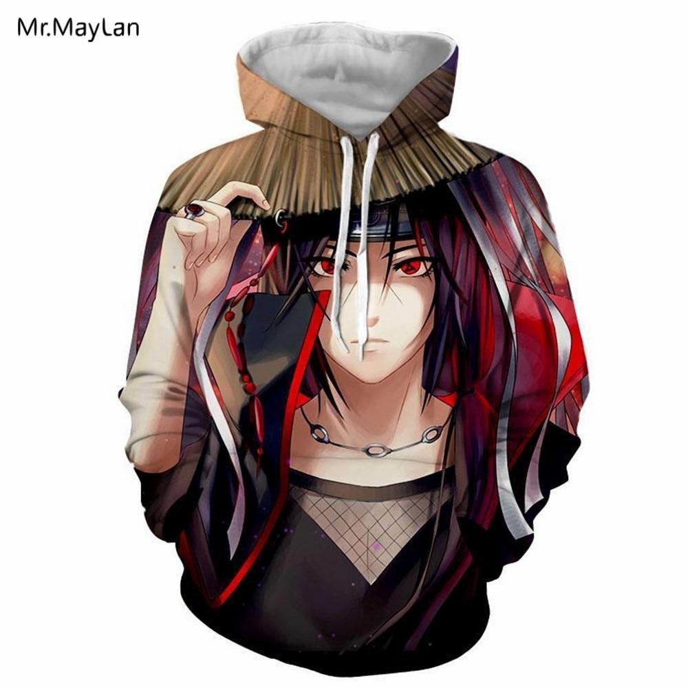 Character style 3d anime naruto itachi sasuke gender