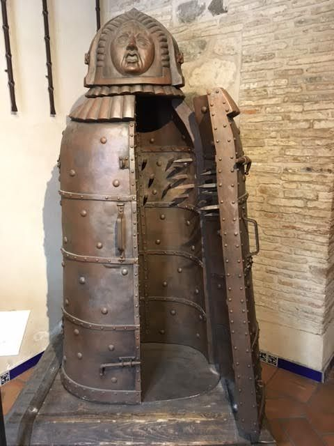 Resultado de imagen de doncella de hierro