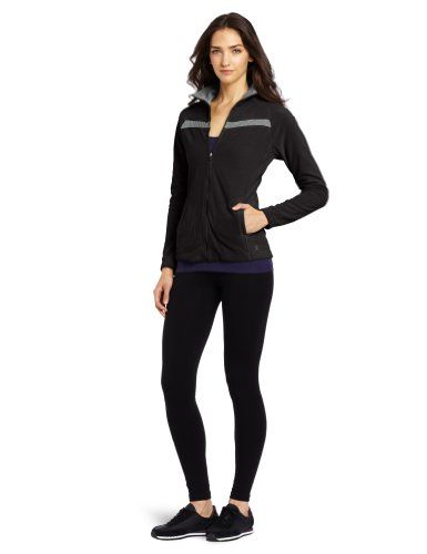 Danskin Women's Fabulous Fleece Jacket, Rich Black, Medium Danskin,http://www.amazon.com/dp/B009IJ6ZKI/ref=cm_sw_r_pi_dp_CzFdtb1VY1RX55AY